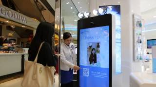 BIOTHERM Water Lovers Social Media Campaign and Digital Installation