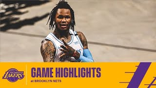 HIGHLIGHTS | Ben McLemore (17 pts) at Brooklyn Nets