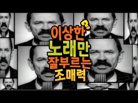 이상한 노래만 잘부르는 조매력 - Scatman ski-ba-bop-ba-dop-bop - Scatman John cover
