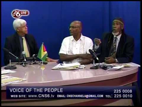 Voice of the People Guyana 24th June 2017