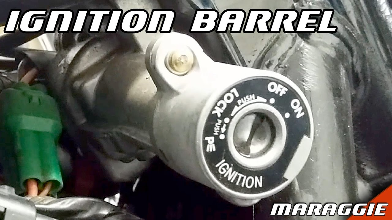 hight resolution of suzuki intruder volusia ignition barrel replacement overview