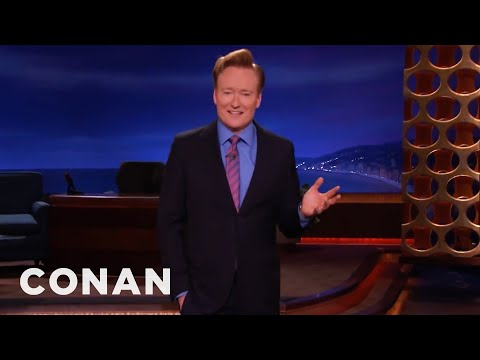 Conan: Trump Saves All His Slurs For Muslims  - CONAN on TBS