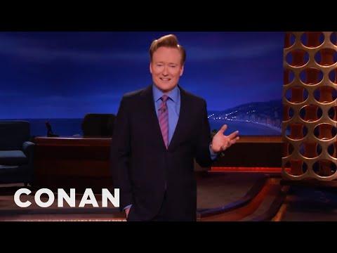 Conan: Trump Saves All His Slurs For Muslims  - CONAN on TBS