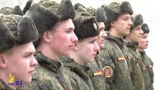 На военной кафедре КФУ им  В  И  Вернадского началось обучение офицеров запаса – 3 февраля 2018 г.
