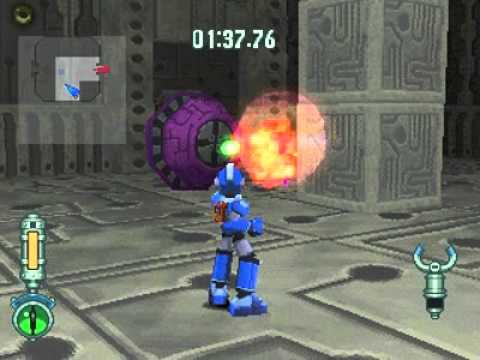 Image result for mega man legends 2 digger test