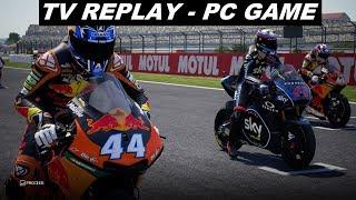 MotoGP 18 | Moto2 | #ValenciaGP | TV REPLAY | PC GAME