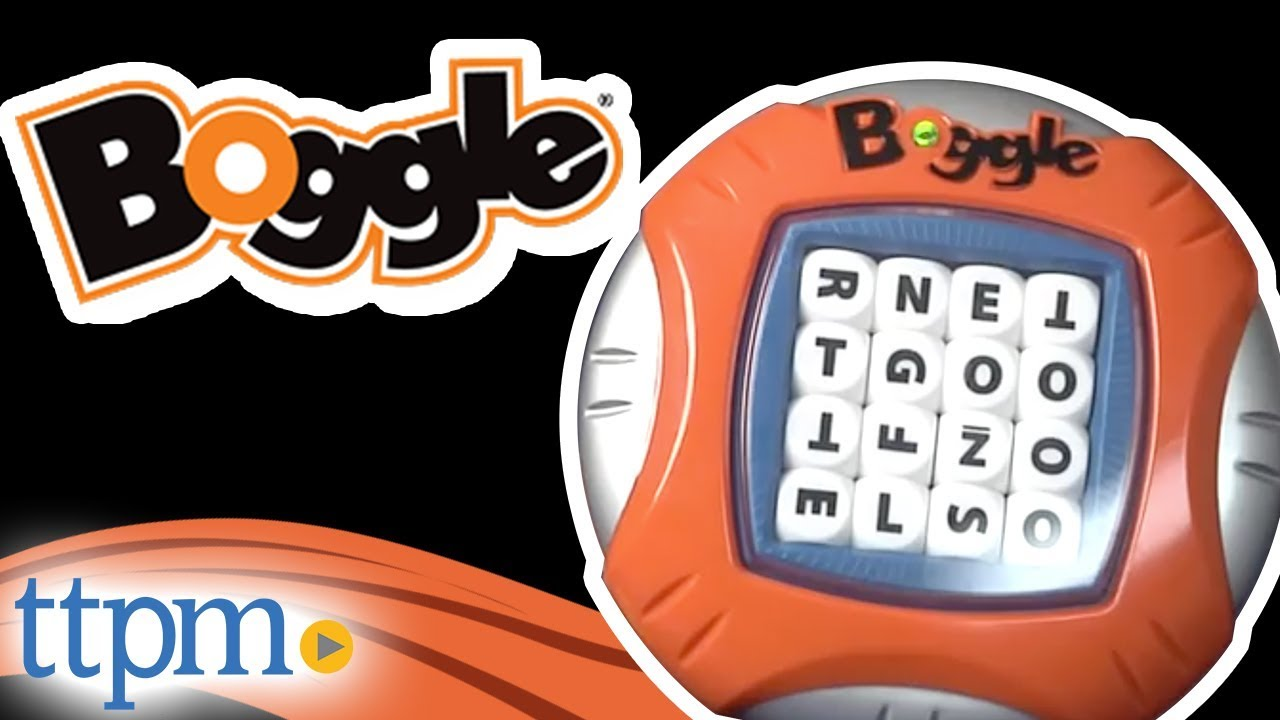 Boggle – How to Play Word Game | Hasbro Toys and Games