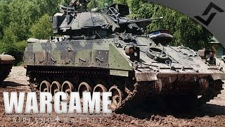 Bradley's in Town! - Wargame: AirLand Battle - Fortress Oslo PVP Campaign NATO #3