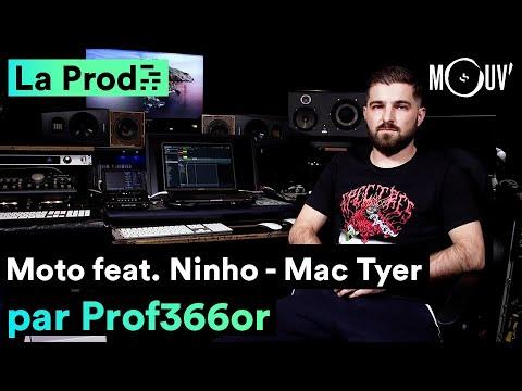 Youtube: Mac Tyer feat. Ninho –«Moto»: comment Prof366or a composé le hit