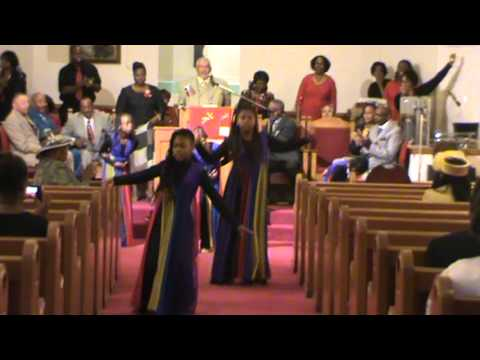 """RBC Ministry of Movement - Total Praise ministering to """"I Need Just A Little More Jesus"""""""