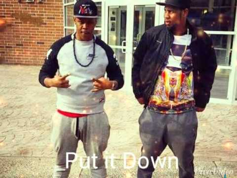 Put it Down - Double R Ft. Kev Kash