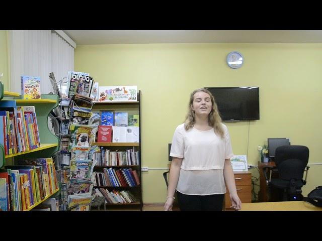 Изображение предпросмотра прочтения – ЕлизаветаАлюханова читает произведение «Мне нравится, что Вы больны не мной...» М.И.Цветаевой