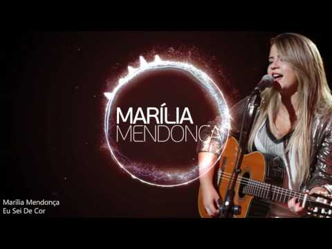 Marília Mendonça - Eu Sei De Cor   Áudio  a nova