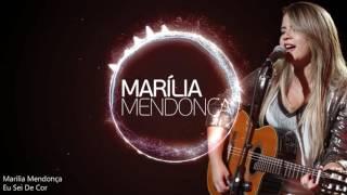 Marília Mendonça - Eu Sei De Cor (Lançamento 2016) (Áudio Oficial) (Musica nova 2016)