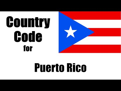 Puerto Rico Dialing Code - Puerto Rican Country Code - Telephone Area Codes in Puerto Rico