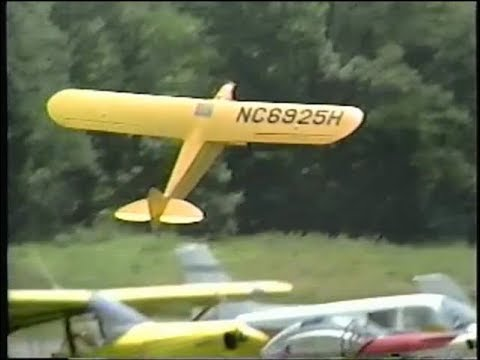 New Garden Airport Airshow Footage - N57 - YouTube