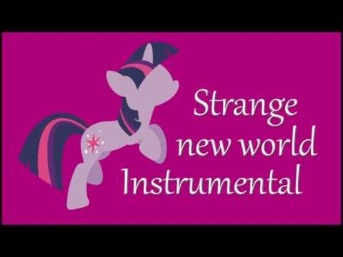 Strange new world - Instrumental + Lyrics + Download