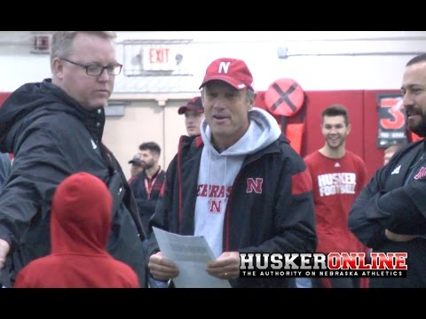 HOL HD: Mike Riley Recaps Day 9 of Spring Practice