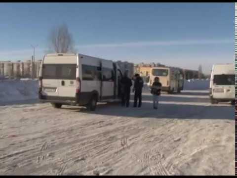 Профилактическая операция «Автобус» проходит в старооскольском округе
