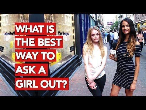 how to ask a girl out on an online dating site