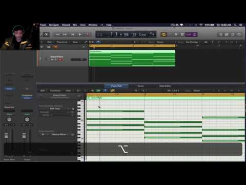 How To Write Chords and Melodies Fast in Logic Pro X