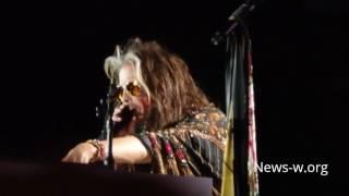 Aerosmith - live moments in Moscow, Olimpiyskiy Stadium 23.05.2017