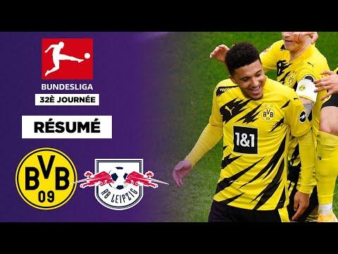 Résumé : Dortmund frappe un grand coup en remportant le choc contre Leipzig !