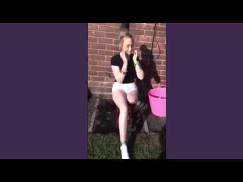 Lak amputee girl with Icebug Challenge