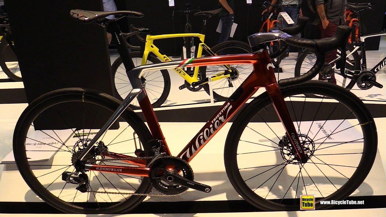 d2d5ad10326 2019 Wilier Triestina Cento 10 Pro Road Bike - Walkaround - 2018 Eurobike