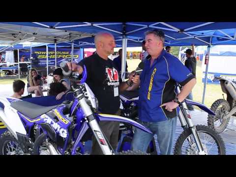 Transmoto: Don Murray Interview - Sherco - 2013 Australian Off Road Championship Rounds 11 & 12