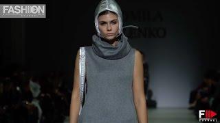 LUDMILA KISLENKO Fall Winter 2017-18 Ukrainian Fashion Week -  Fashion Channel