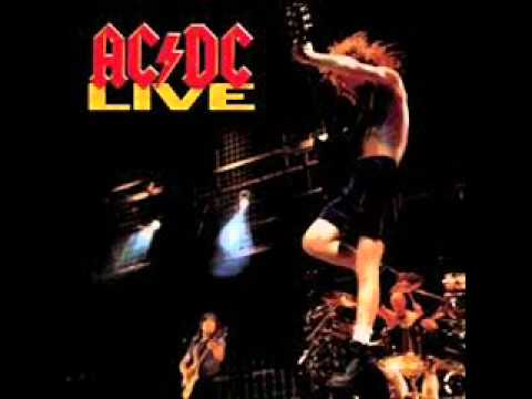 AC/DC - High Voltage  ( Live '92 )