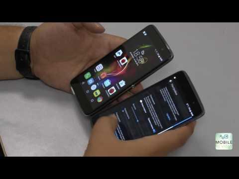 Обзор смартфона BlackBerry DTEK50