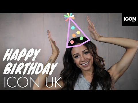 Happy Birtay ICON UK  Danielle Peazer Kaushal Beauty Lexi A-N Danielle Hayley Emily Canham