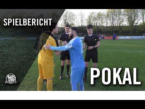 VfB Unterliederbach - SG Oberliederbach (Halbfinale, Kreispokal Maintaunus)