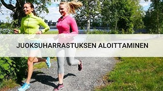 Kuinka juokset ensimmäisen kilometrisi