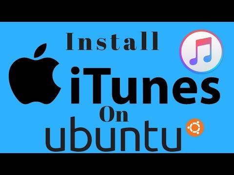How To Install ITunes On Ubuntu 17.04,16.04,14.04,12.04,10.04 Linux,suse,mint,debian.