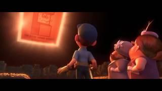 Трейлер №3 мультфильма «Ральф-разрушитель»