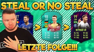 LETZTE FOLGE STEAL OR NO STEAL (FIFA 19) 😱😱