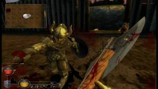 Age of Chivalry - Heavy Knight Gameplay