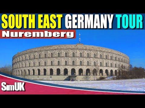 Fernbus Simulator South East Tour  Efurt to Nurnburg