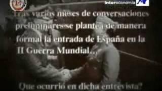 ¿ Por qué ESPAÑA no entró en la II GUERRA MUNDIAL ?