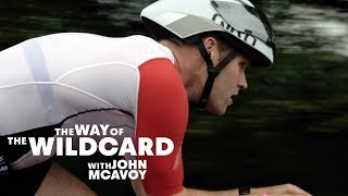 THE IRONMAN SET FREE: John McAvoy's way of the wildcard.
