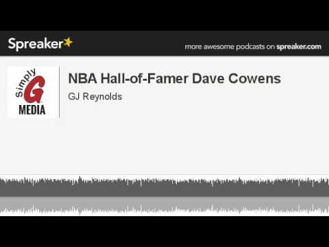 NBA Hall-of-Famer Dave Cowens (made with Spreaker)