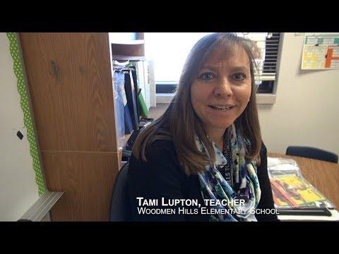 Tami Lupton, Kindergarten Teacher -  Woodmen Hills Elementary School