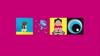 Cartoon Network - CN Dimensional Bumper - Shift (Magenta Version)