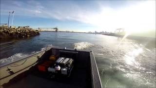 MERCURY MARINE TDI HAMILTON JET MOVIE 1