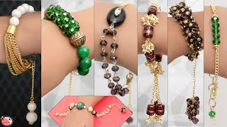 7 Ladies Special Bracelet Making Ideas !!! DIY Easy Handmade Bracelet