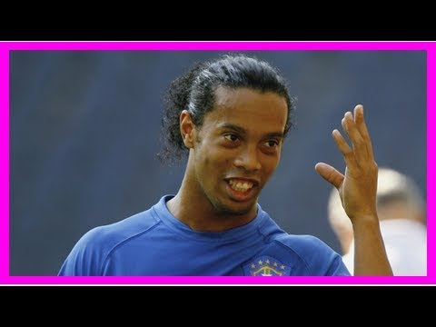 Brazil great ronaldinho to retire in 2018