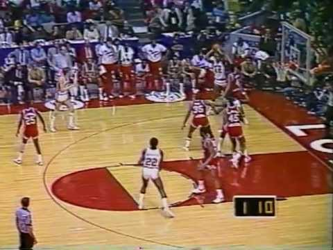 04/04/1983 NCAA National Championship Game:  W6 NC State Wolfpack Vs.  MW1 Houston Cougars